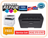 Trusted Brother Printer Repair Services in Greater Toronto Area