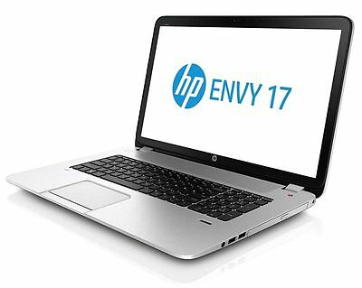 "HP ENVY 17-J113TX 17"" LAPTOP - Intel Core i7 + 2TB HDD + 16GB RAM + WINDOWS 8.1"
