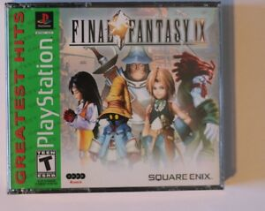 Final Fantasy IX BRAND New Factory Sealed Windsor Region Ontario image 1