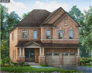 Bowmanville Brand-new 4 Bedroom house for Rent