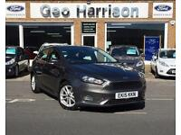15 15 Ford Focus 1.6TDCi 115ps Zetec - NEW SHAPE
