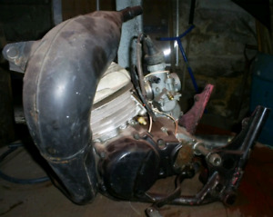 Looking for a 60, 65 or 80, 85 2 stroke dirt bike engine