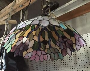 Beautiful Vintage Tiffany Light Peterborough Peterborough Area image 1
