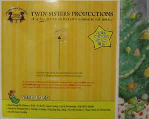 CHRISTMAS HOLIDAY SINGALONG BOOK & CD COLLECTION! Windsor Region Ontario image 8