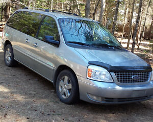 2007 Ford Freestar Fourgonnette, fourgon
