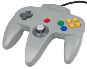 Looking for N64 controllers/games