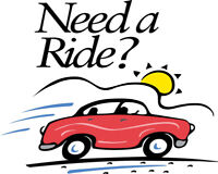 Ride share/car pool to Algonquin