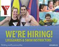 Lifeguards and Swim Instructors Wanted