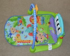 Fisher Price 4-in 1 Play Piano Gym
