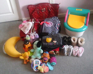 12 to 18 month baby girl lot of things