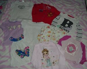 4T Girl's --- Mix clothes Lot (17 items for $15)