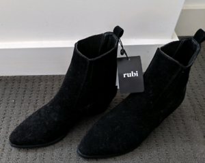 Black Boot / New /Cotton Store / Rubi brand Rockdale Rockdale Area Preview