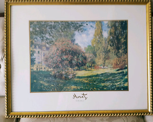 "Beautiful quality  Art picture framed  30"" w × 24 h"
