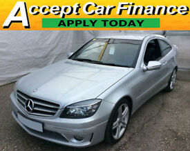 Mercedes-Benz CLC 180 Kompressor Sport FINANCE OFFER FROM £46 PER WEEK!