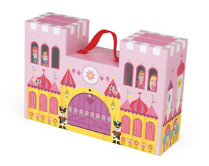 NEW: Janod Princess Palace Play Set (Tag price $59+tax=$66.67)