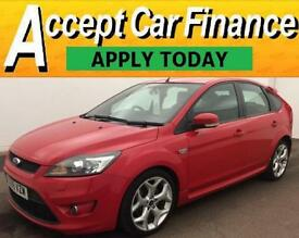 Ford Focus 2.5 ST-3 225 SIV 2009.5MY ST3 FROM £38 PER WEEK!