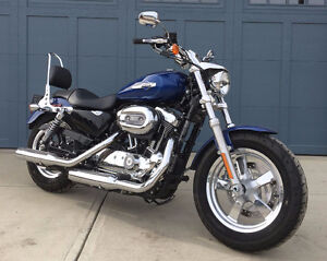 For Sale 2015 Harley Davidson 1200 Custom