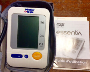 Essentia Physiologic blood pressure monitor