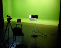 Personnage de jeu vidéo - courte session (30 minutes).