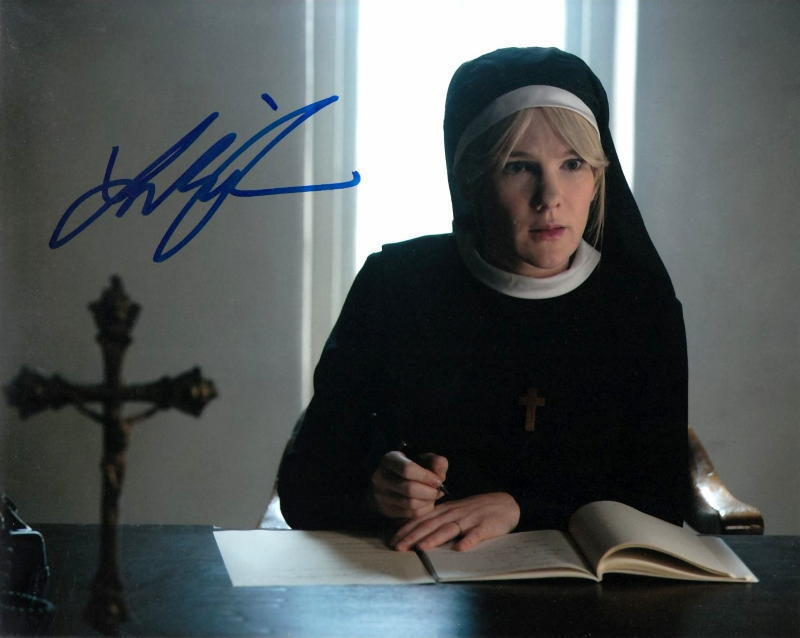 LILY RABE.. American Horror Story: Asylum - SIGNED