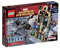 Lego Spiderman Daily Bugle Showdown 76005 NISB