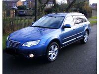 2007-57 Subaru Outback 2.5 SE-n
