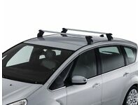 Roof Bars Mk2 Ford Focus (Genuine Ford part)