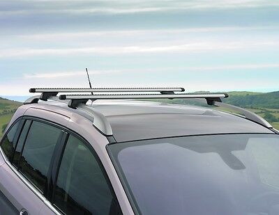 Aluminium EBA für Ford C-Max I Typ DM2 NEU inkl Menabo Delta Dachträger