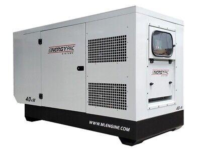 Energypac Systems 40kw Isuzu Diesel Generator