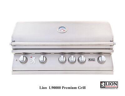 LION L90823  5 BURNER 40
