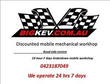 24 hr 7 day brakedown service to help you out Richmond Hawkesbury Area Preview