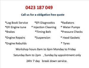 Bigkev's Automotive Breakdown service Richmond Hawkesbury Area Preview