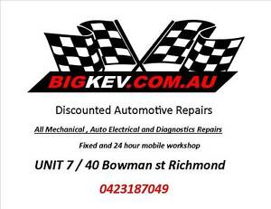 24 hr brakedown service Richmond Hawkesbury Area Preview
