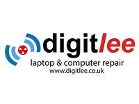 DigitLee Laptop & Computer Repair - We Come To You - No Fix, No Fee!