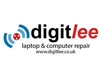 DigitLee Laptop & Computer Repair - We Collect & Return you Laptop for FREE + No Fix, No Fee!