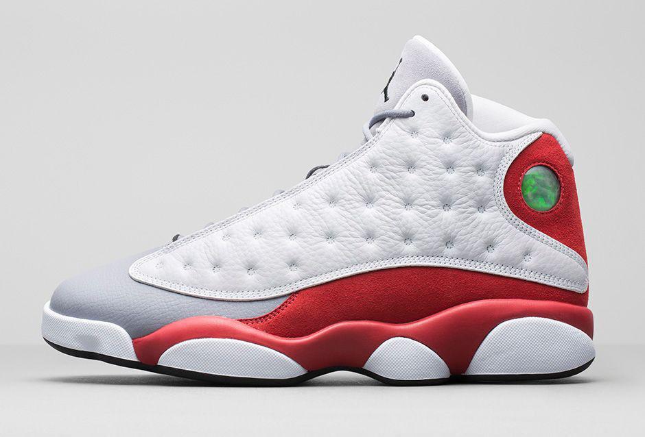 b0b4166ea661f5 414571-126 1 2 3 4 5 6 bred Nike Air Jordan 13 XIII Retro Grey Toe Size 14.  414571-126 1 2 3 4 5 6 bred Nike Air Jordan 13 XIII Retro Grey Toe Size 14.
