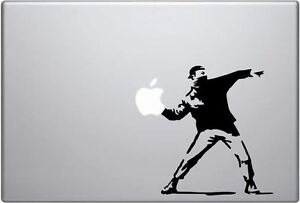 Banksy-Molotov-Man-Decal-for-Macbooks-laptops-Banksy-Macbook-sticker