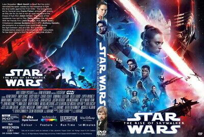 Star Wars The Rise of Skywalker (DVD 2019, 2020) NEW Factory Sealed Ships 3-31