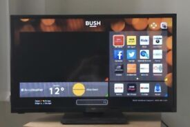 """32"""" Bush led smart tv,internet,freeview (delivery available)"""