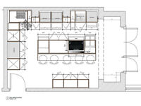 CAD: BESPOKE KITCHEN /FURNITURE DESIGN/SPACE PLANNING