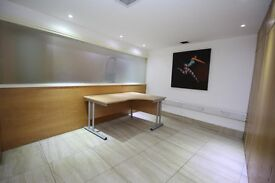 Private serviced offices available on Old Marylebone Rd, just off Edgware Rd. Size: 165 - 180 sqf