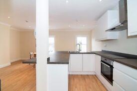 Recently refurbished one double bedroom first floor flat.