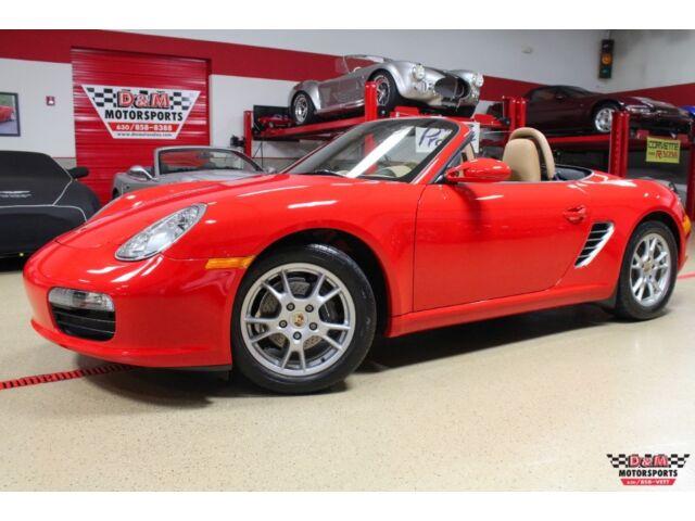 Imagen 1 de Porsche Boxster red