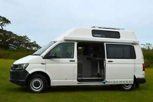 New Volkswagen Automatic Discoverer Campervan with Bed Seat Conversion Albion Park Rail Shellharbour Area Preview