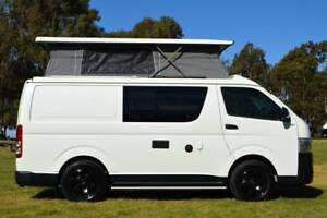 Toyota Automatic Turbo Diesel Frontline Campervan - Immaculate!