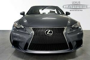 2014 Lexus IS 350 F SPORT 2