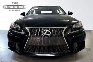 2015 Lexus IS 350 AWD F SPORT 2