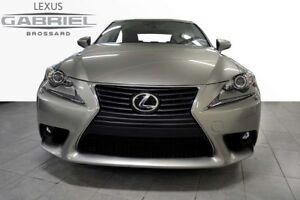 2015 Lexus IS 250 PREMIUM AWD