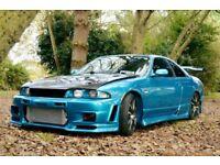 R33 Skyline GTsT