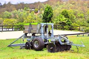 Seed Drill for Small Tractor + ATV | Seeders | 6-IN-1 Seeder Warana Maroochydore Area Preview